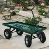 Great Plains Flatbed Nursery Cart