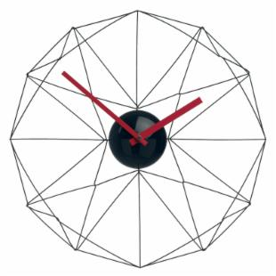 Nuevo Wired Web Clock