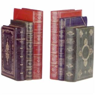 Elegant Book Bookends