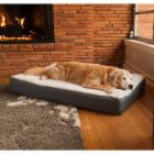  Snoozer Super Thick Ortho-Lounger Dog Bed