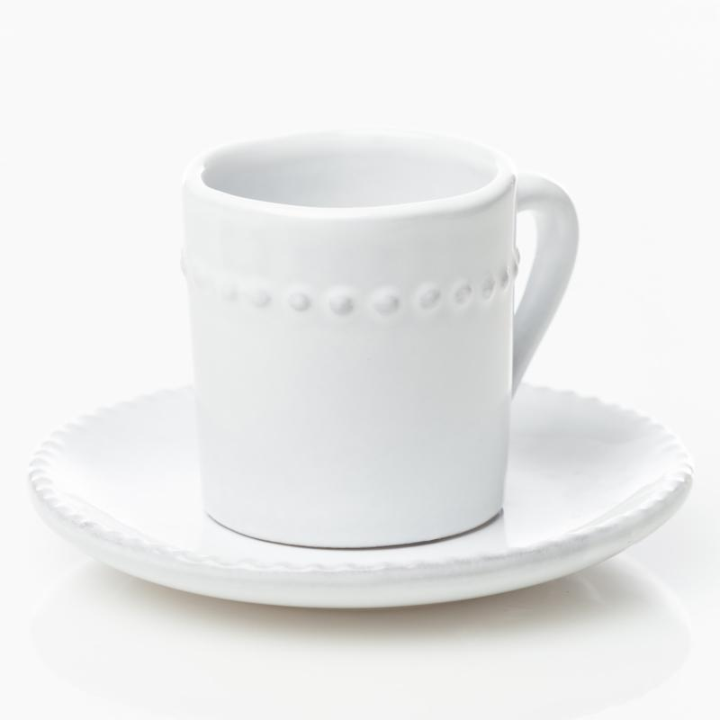 Abigails Charlot Cup and Saucer ODYS003-1