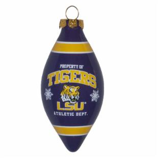 Forever Collectibles Collegiate Tear-Drop Ornament