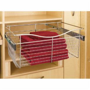 Rev-A-Shelf RCB-181411CR-2 Pull-Out Baskets - Pack of 2