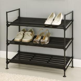 Neu Home 3-Tier Shoe Rack