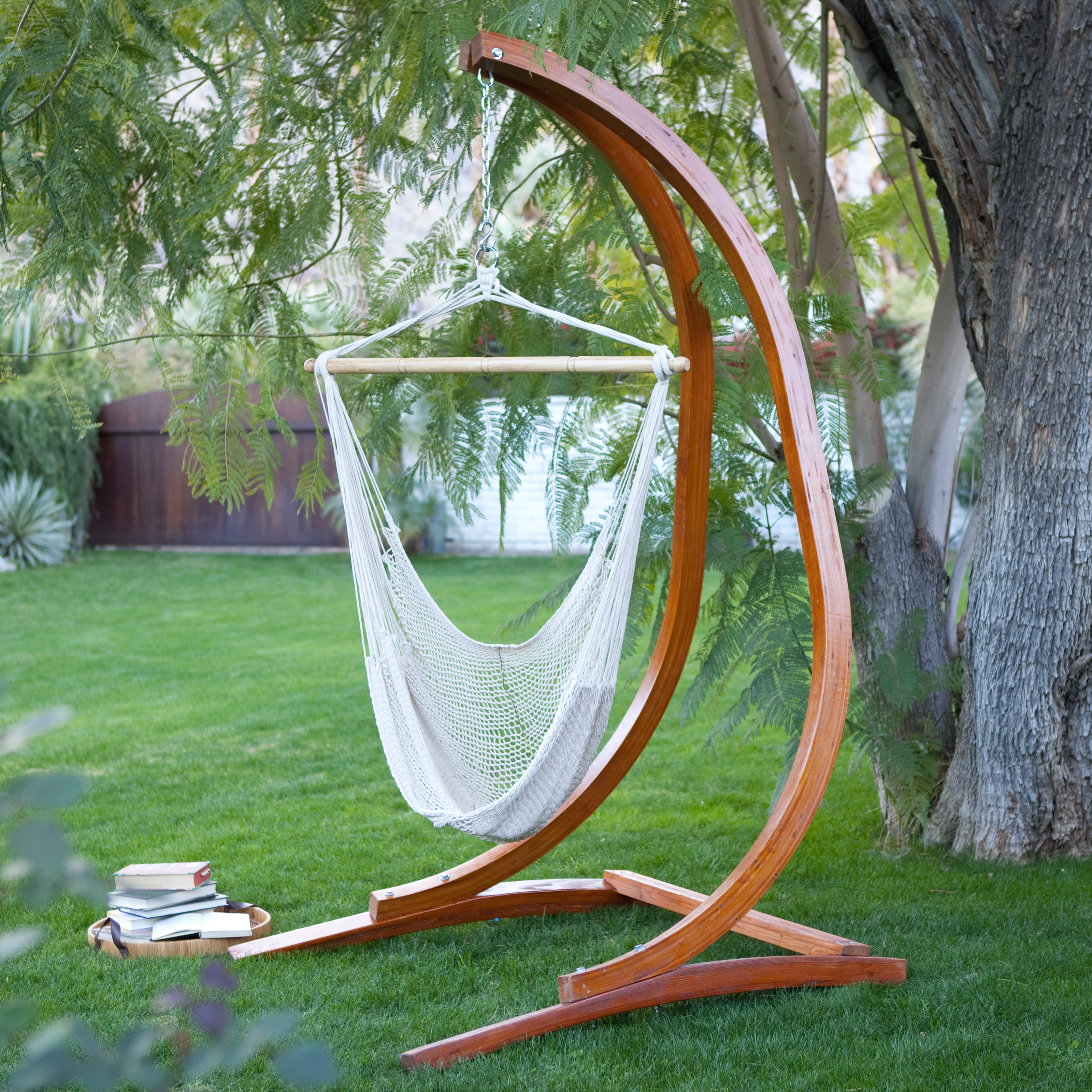 hammock chair swing stand