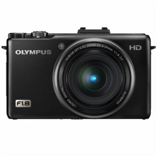 Olympus XZ-1 Digital Camera - Black