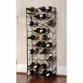 Alex 40-Bottle Cellar Wine Rack