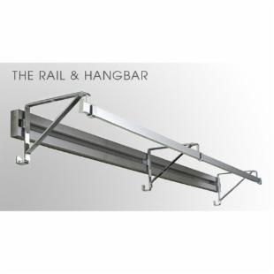 Arrange A Space Rail/Brackets/Hangbar Combination - 61-72 in.