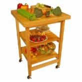  The All-Purpose Kitchen Cart - Natural