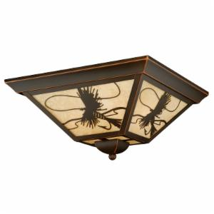 Vaxcel Mayfly T0115 Outdoor Ceiling Light