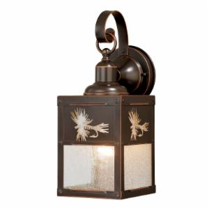Vaxcel Mayfly T0116 Outdoor Wall Sconce