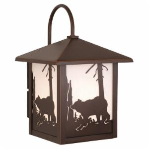 Vaxcel Bozeman OW35083BBZ Outdoor Wall Sconce
