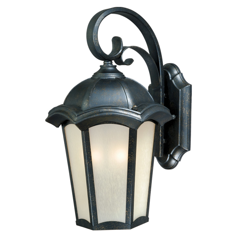 Discount Outdoor Wall Lighting: Vaxcel Chloe CE-OWD070GT Outdoor Wall Sconce