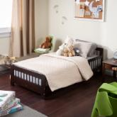  Orbelle Toddler Bed - Cappuccino