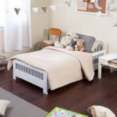  Orbelle Toddler Bed - White