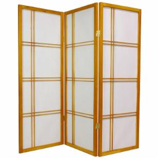 Double Cross 48 Inch Shoji Screen