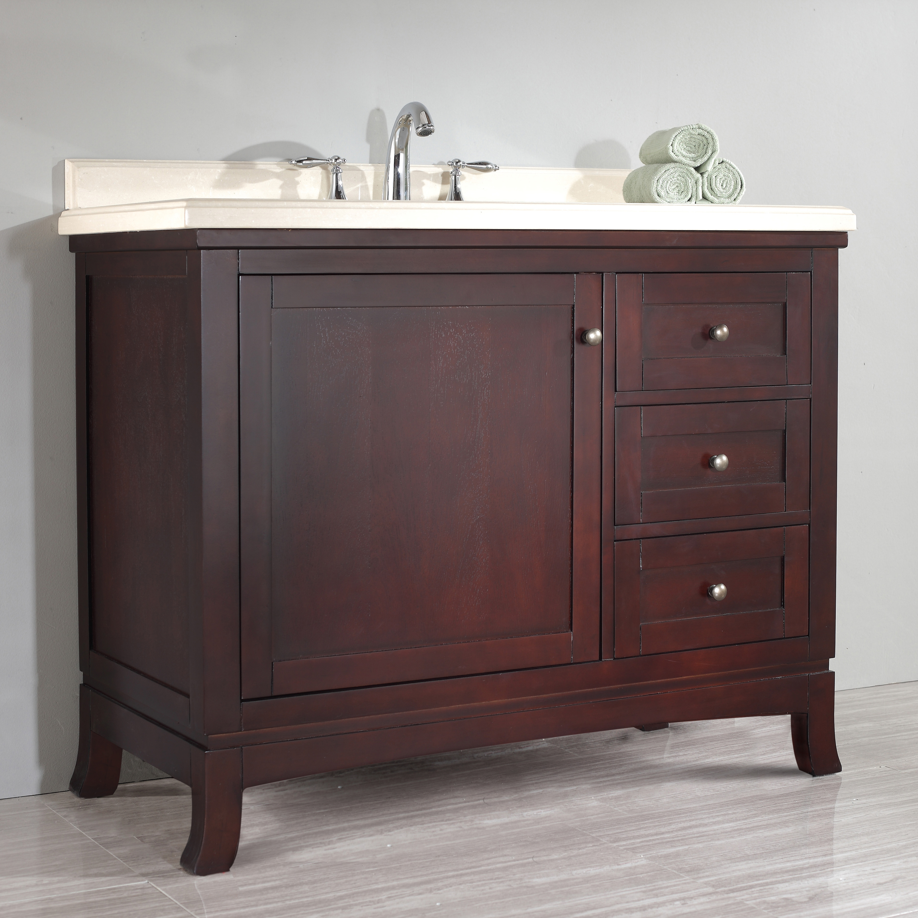 Ove Decors Valega 42 In Single Bathroom Vanity Single