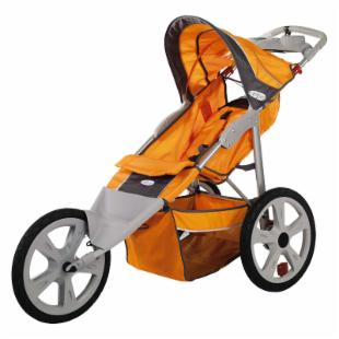 InSTEP Flash Fixed Wheel Single Jogging Stroller
