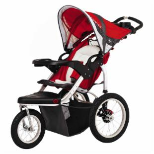 Schwinn Tourismo Swivel Single Jogging Stroller