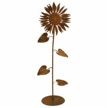  Sun Flower Outdoor Metal Sculpture