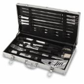18 Piece Mirage Aluminum BBQ Tool Set