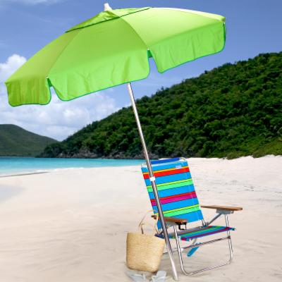 Classic 6-ft. Beach Umbrella with Tilt