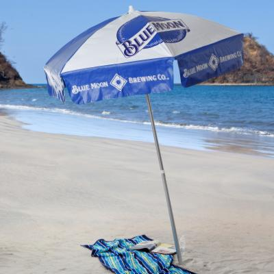 Blue Moon 6 ft. Beach Umbrella