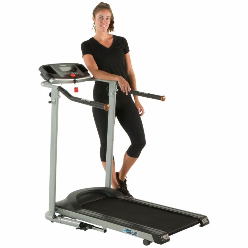 ProGear HC3500 Extended Weight Capacity Smooth Walking and Jogging Electric Treadmill