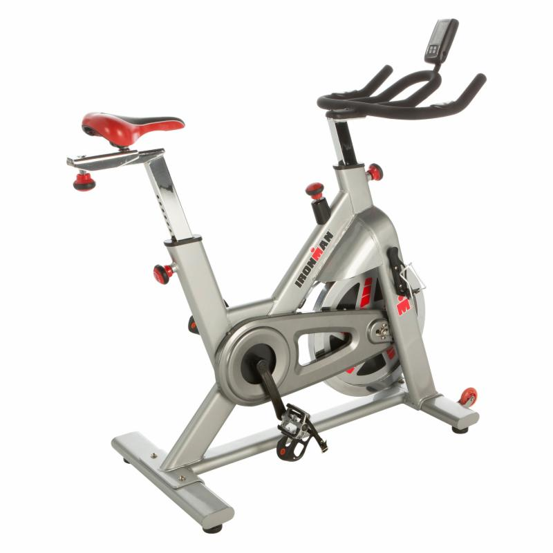 IRONMAN H-Class 510 Indoor Cycle Trainer with Bonus Equipment Mat