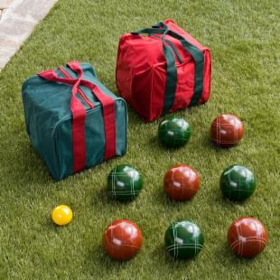 EPCO 110mm Personalized Tournament Bocce Set