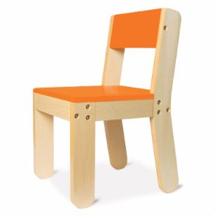 Pkolino Little Ones Chair - Orange