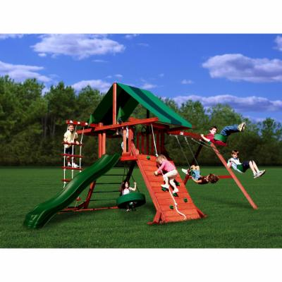  Gorilla Blue Ridge Sundance Swing Set