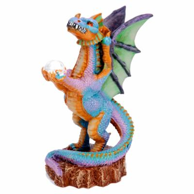 Dragon Guardians Aquarium Ornament