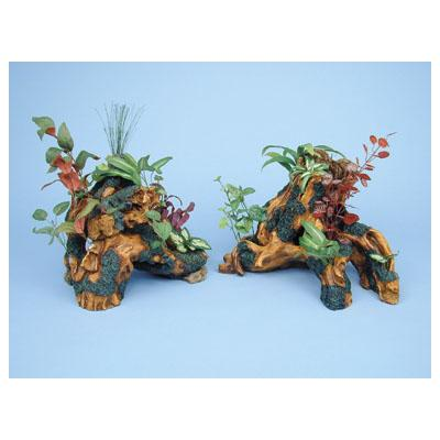 Tropics Driftwood Gardens Tree Trunks Aquarium Ornament