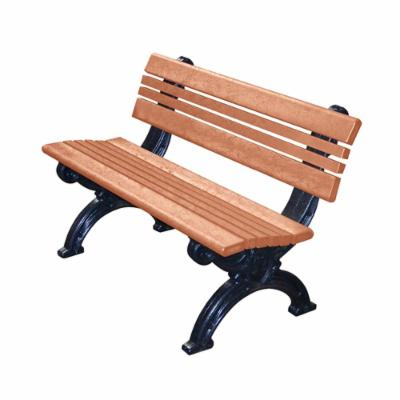 Cambridge 4 ft. Commercial Grade Armless Park Bench