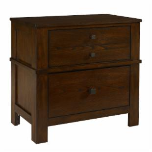 Landon 2 Drawer Nightstand