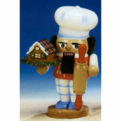 Steinbach Troll Gingerbread Man Nutcracker Signed