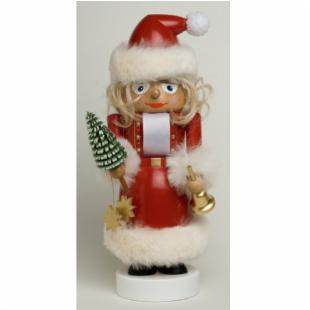 KWO Mrs. Santa Claus German Nutcracker