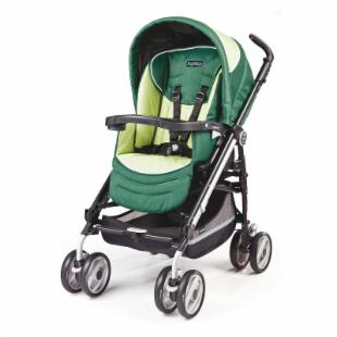 Peg Perego Pliko Switch Compact Stroller - Myrto