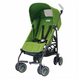 Peg Perego Pliko Mini Lightweight Stroller - Aloe