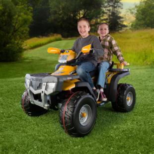 Peg Perego Polaris Sportsman XP850 Battery Powered Riding Toy