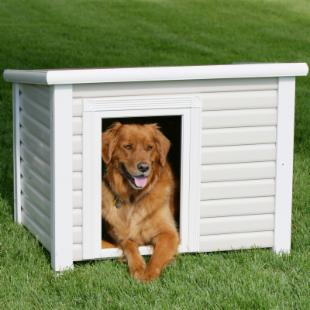 Precision  Large Country Club Cabin Dog House