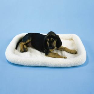 SnooZZy Original Fleece Dog Crate Beds