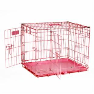 Pink ProValu2 Crate 2000 - Two Door
