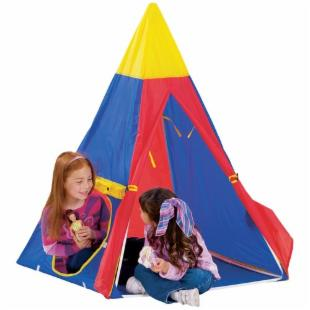 Pacific Play Tents Tee-Pee Nylon Play Tent