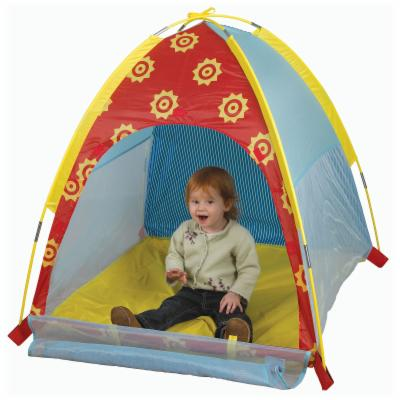  Pacific Play Tents Starburst Nursery Nylon Play Tent