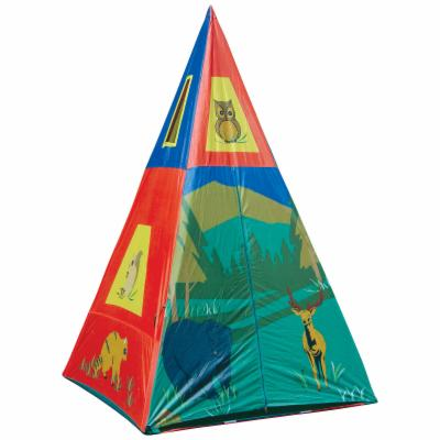  Pacific Play Tents Wildlife TeePee Nylon Play Tent