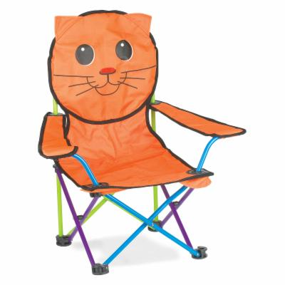  Super Fun Animal Folding Chairs   Katie the Kitty Chair