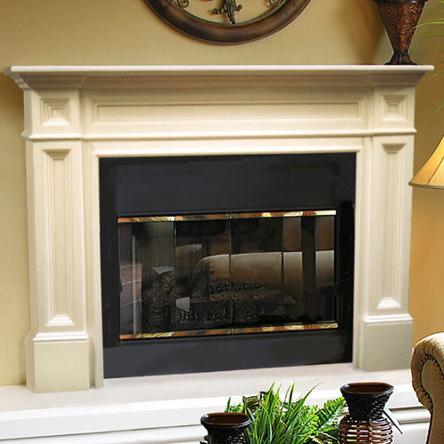 On Sale Fireplace Mantels & Surrounds | Hayneedle.