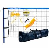 Park &amp; Sun Spiker Sport Steel Volleyball Set
